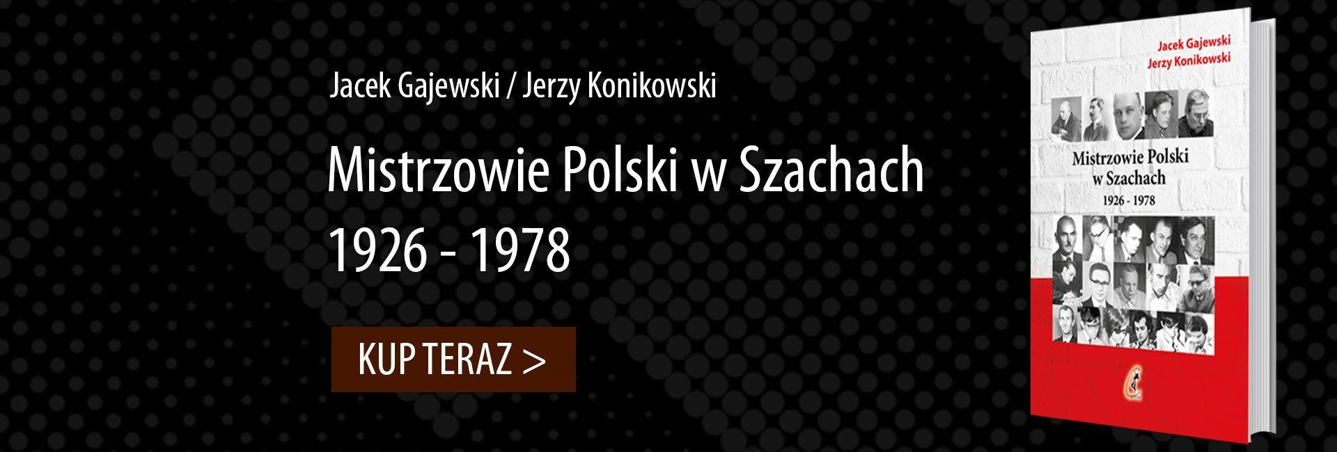 Mistrzowie Polski w Szachach cz. 1