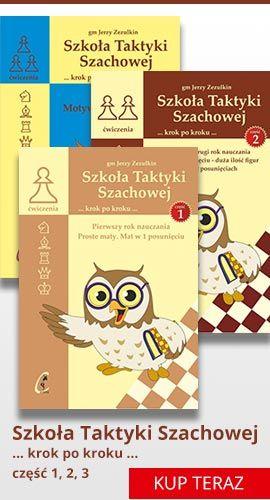 Szkoła Taktyki Szachowej - Zestaw podręczników