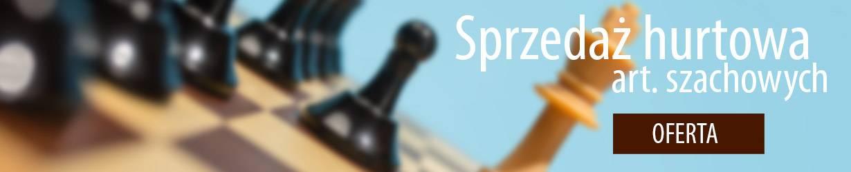Sprzedaż hurtowa artykułów szachowych